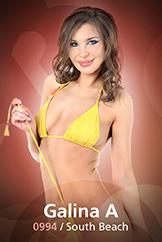 iStripper - Galina A - South Beach