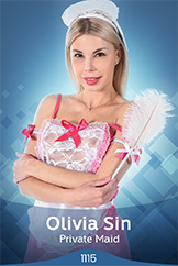 iStripper - Olivia Sin - Private Maid