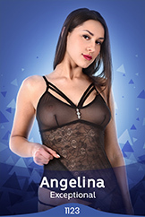 iStripper - Angelina - Exceptional
