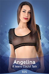 iStripper - Angelina - If Jeans Could Talk