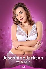 iStripper - Josephine Jackson - White Lace