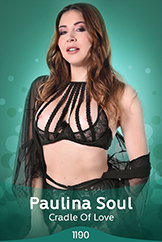 iStripper - Paulina Soul - Cradle Of Love