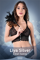iStripper - Liya Silver - Clean Sweep