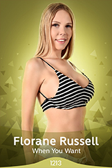 iStripper - Florane Russell - When You Want