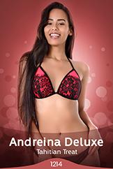 iStripper - Andreina Deluxe - Tahitian Treat