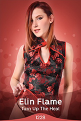 iStripper - Elin Flame - Turn Up The Heat