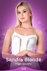 iStripper - Sandra Blonde - High Society