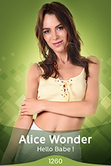 iStripper - Alice Wonder - Hello Babe !