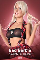iStripper - Bad Barbie - Naughty For Teacher