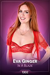 iStripper - Eva Ginger - In A Blaze