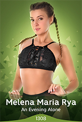 iStripper - Melena Maria Rya - An Evening Alone