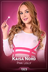 iStripper - Kaisa Nord - Pink Lolly