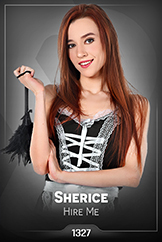iStripper - Sherice - Hire Me