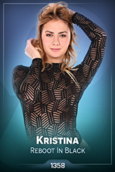 iStripper - Kristina - Reboot In Black