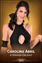 iStripper - Carolina Abril - A Spanish Delight