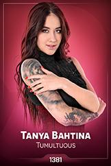 iStripper - Tanya Bahtina - Tumultuous