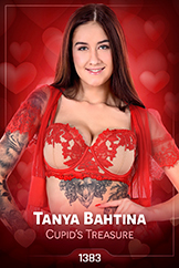 iStripper - Tanya Bahtina - Cupid's Treasure