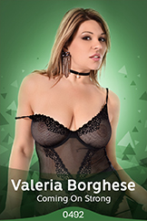iStripper - Valeria Borghese - Coming On Strong