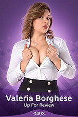 iStripper - Valeria Borghese - Up For Review