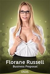 iStripper - Florane Russell - Business Proposal