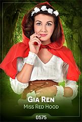 iStripper - Gia Ren - Miss Red Hood