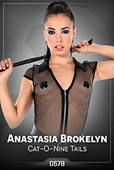 iStripper - Anastasia Brokelyn - Cat-O-Nine Tails