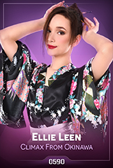 iStripper - Ellie Leen - Climax From Okinawa