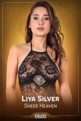 iStripper - Liya Silver - Sheer Heaven