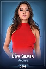 iStripper - Liya Silver - Ablaze