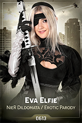iStripper - Eva Elfie - NieR Dildomata