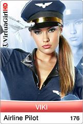 Viki / Airline Pilot