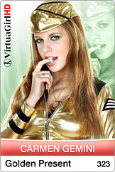 Carmen Gemini / Golden present