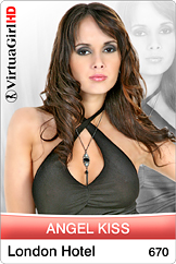 Angel Kiss / London hotel
