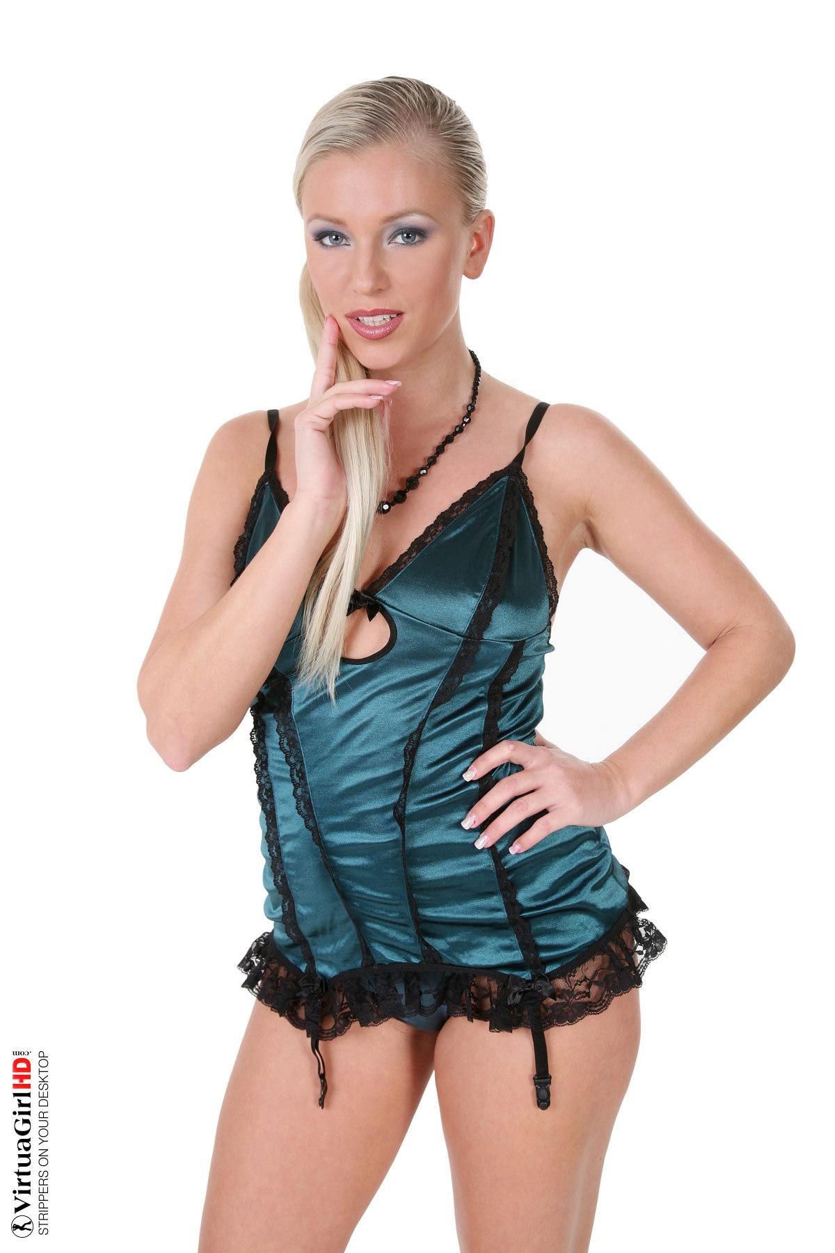 Blanca Brooke London Mansion Virtuagirls Girls
