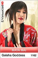 Maya Mai / Geisha Goddess