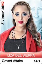 Liza Del Sierra / Covert Affairs