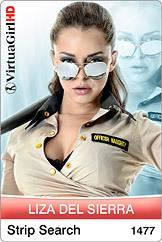 Liza Del Sierra / Strip Search