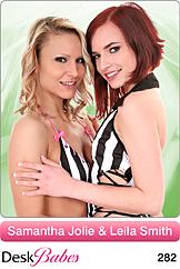 Samantha Jolie & Leila Smith / Duo