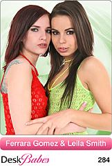 Ferrara Gomez & Leila Smith / Duo