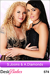 Samantha Joons & Angel Diamonds / Duo