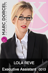 Lola Reve / Office Manager
