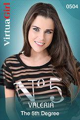 Valeria / The 5th Degree