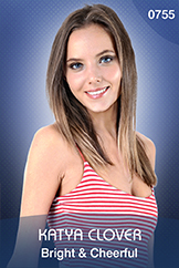 Katya Clover / Bright and Cheerful